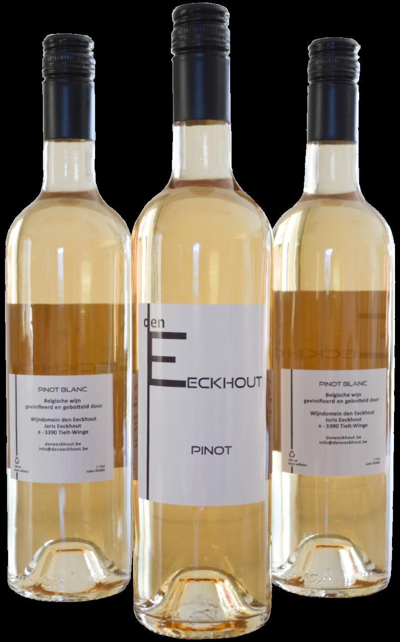 Den Eeckhout Pinot Blanc 2018