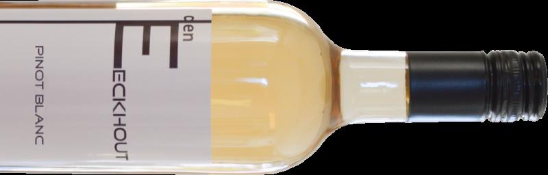 Pinot Blanc Den Eeckhout Hagelandse Wijn zijde