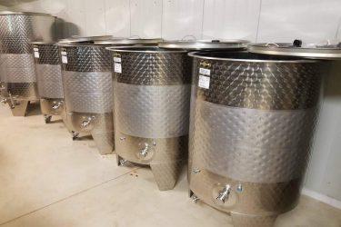 2019 gekoelde wijnvaten