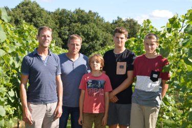 Wijnboeren familie Den Eeckhout