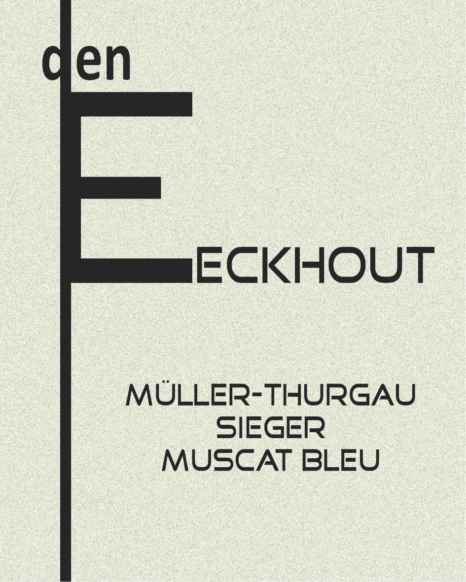 Müller Thurgau – Sieger - Muscat Bleu