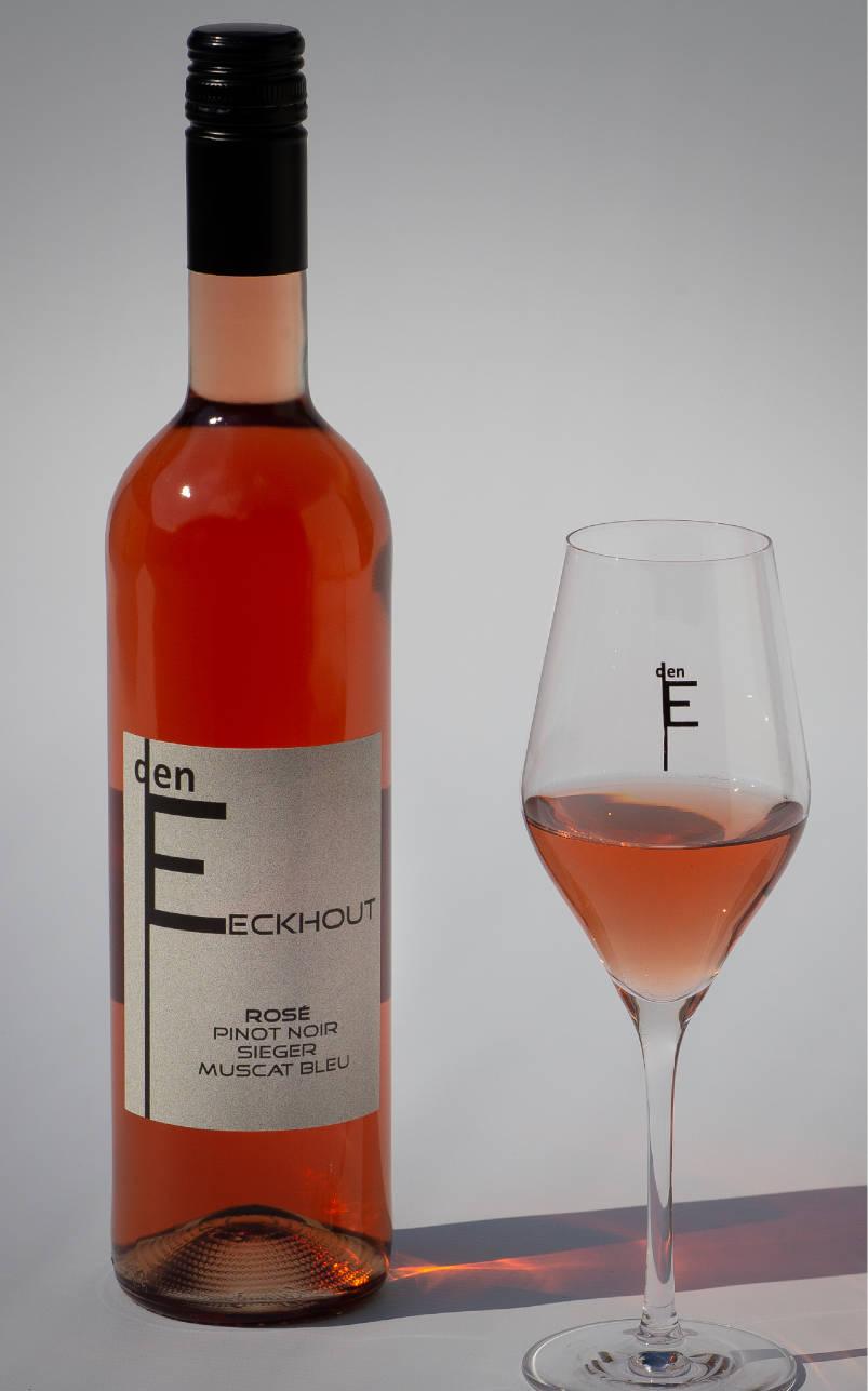 Rosé Pinot Noir, Sieger & Muscat Blue 2020